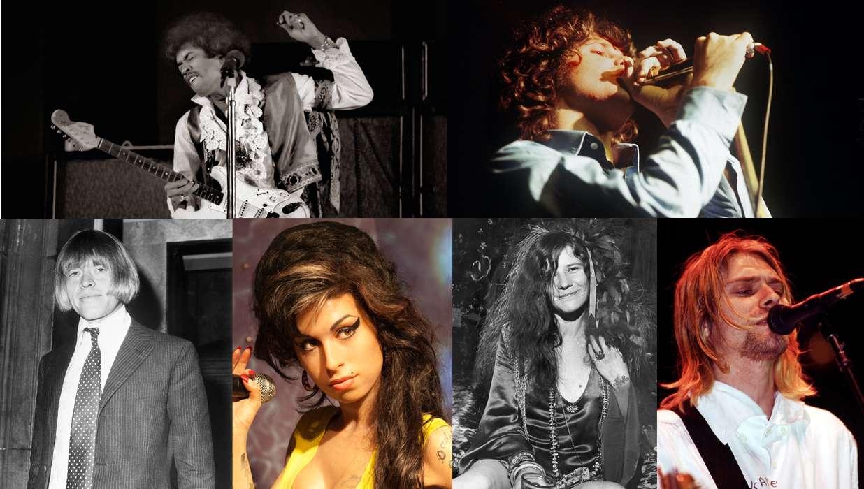 The 27 Club Amy Winehouse Google