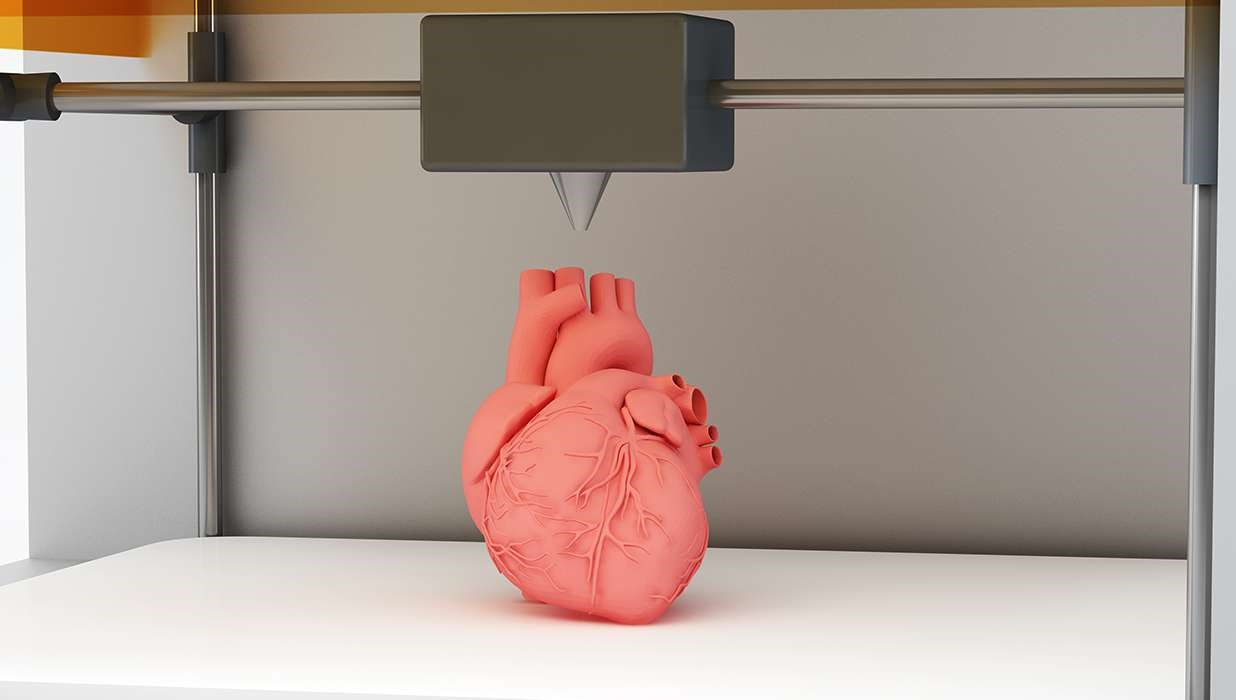 Researchers Create Inexpensive, Remarkably Precise 3D Printed Heart