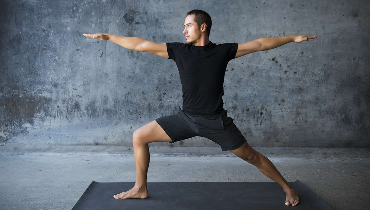 More Macho, Less Mantra: Broga is the New Yoga for Dudes