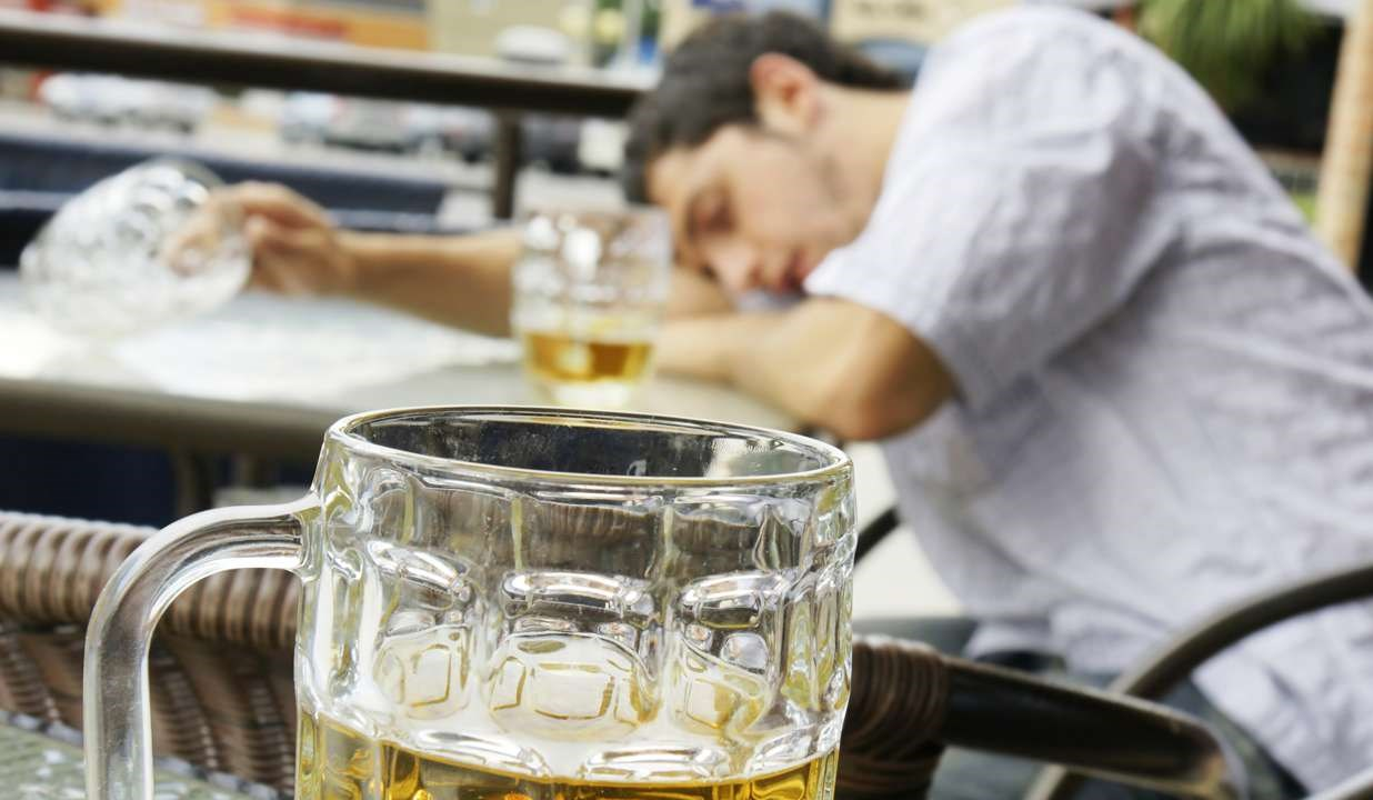 Alcohol Abuse at Colleges
