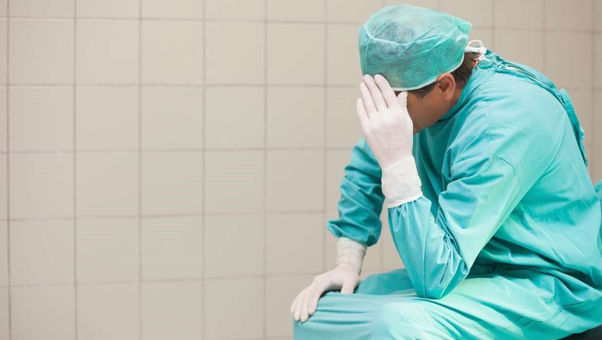 Surgeon Sneaks out of Surgery…to Run an Errand!