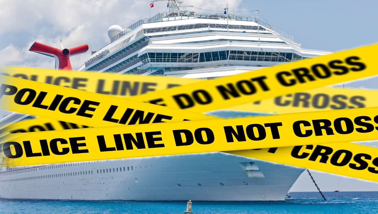 death by cruise ship