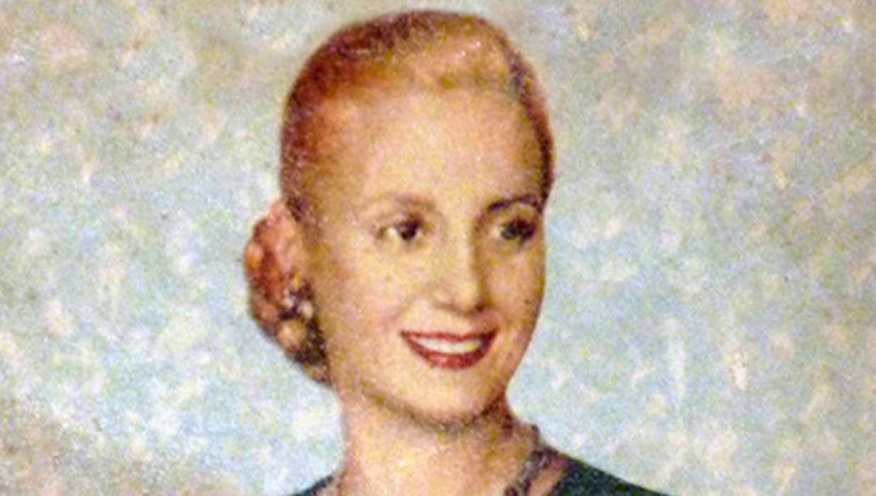 a short biography of eva duarte de peron Get information, facts, and pictures about eva duarte de peron at  children of  juan duarte and juana ibarguren, maría eva duarte was born on may 7, 1919,.