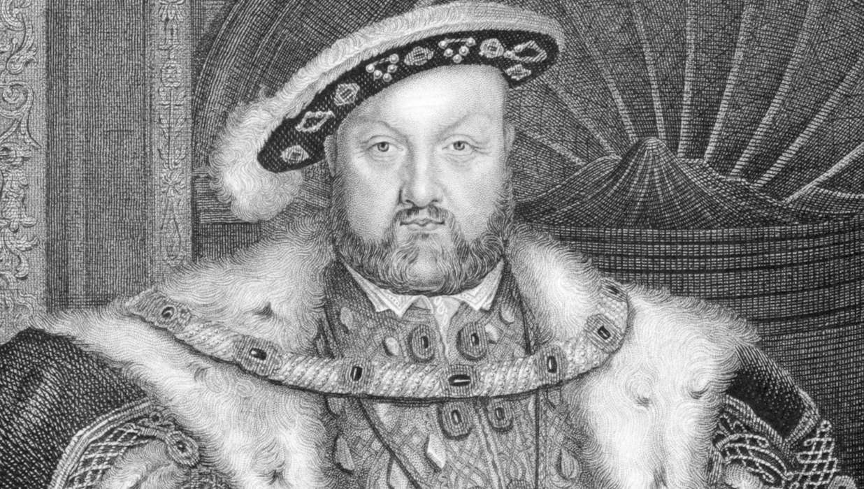 a biography of king henry viii Henry, the second son of king henry vii and elizabeth of york, was born on 28 june 1491 at greenwich palace after the death of his elder brother arthur in 1502, henry became heir to the english .