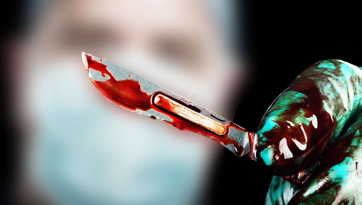 """The """"Love Surgeon"""" Was Nothing but a Brutal Butcher"""