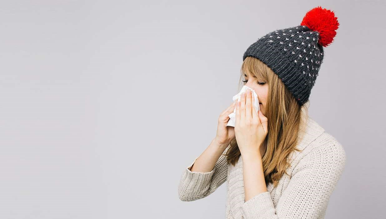 Are You Sure It's a Cold? Your Patient's Symptoms Are Probably Just Winter Allergies