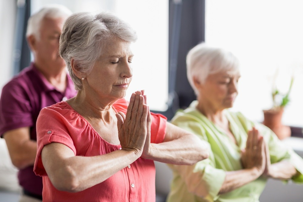 Regular Meditation Routines Show Improvements in Memory and Mood in Elderly
