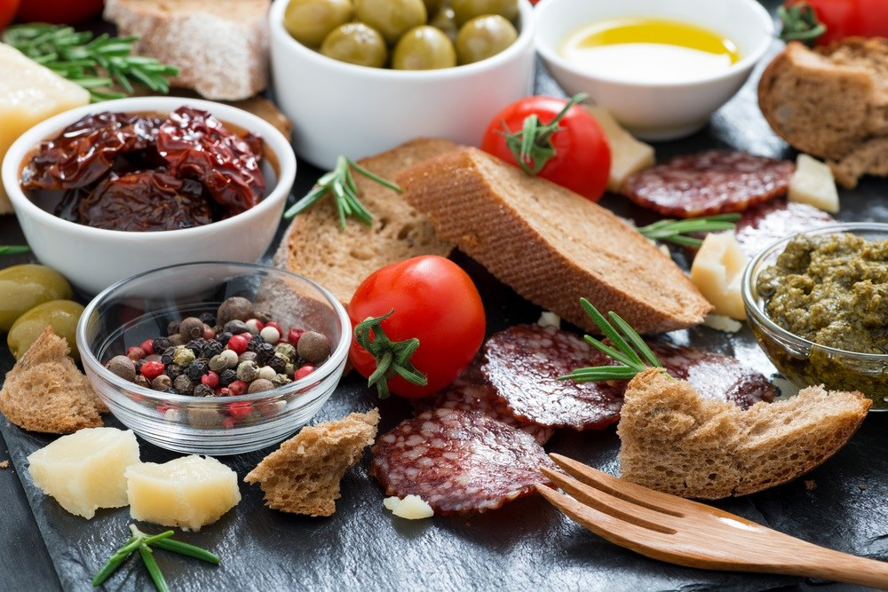 Study Shows High-Fat Mediterranean Diets May Still Have Major Health Benefits