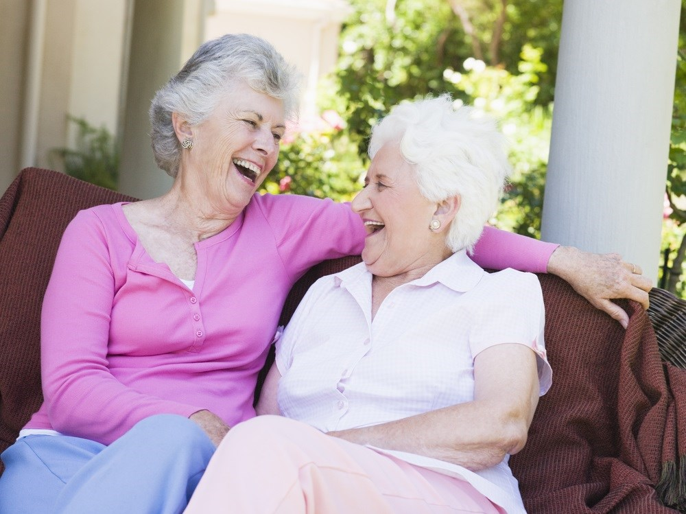 Laughter-Based Exercise Program Proves to Have Health Benefits in Older Adults