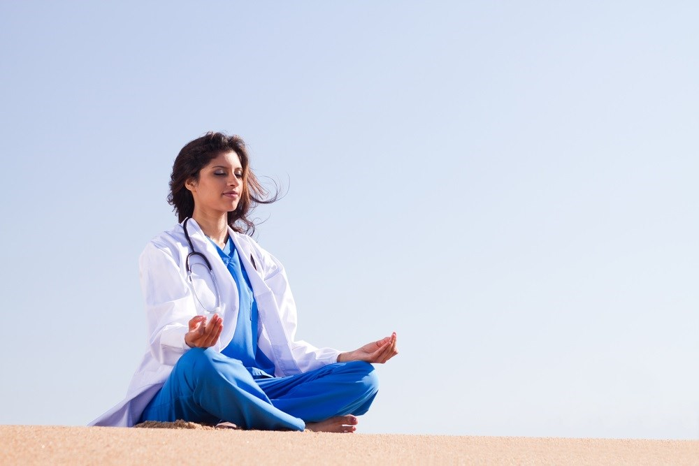 Meditation Recommended to Physicians to Address Burnout and Improve Well-Being