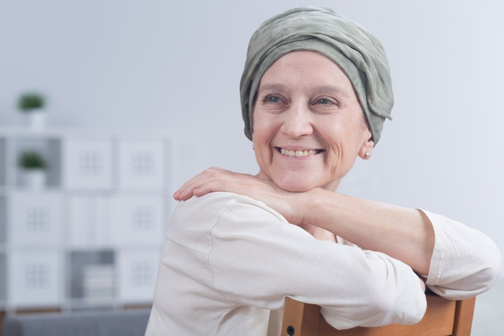 The device reduces blood flow to the hair follicles during chemotherapy treatments.