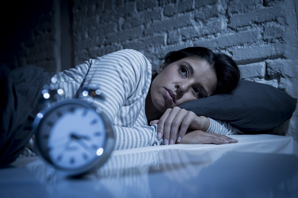 High Prevalence of Insomnia in Asthma Patients