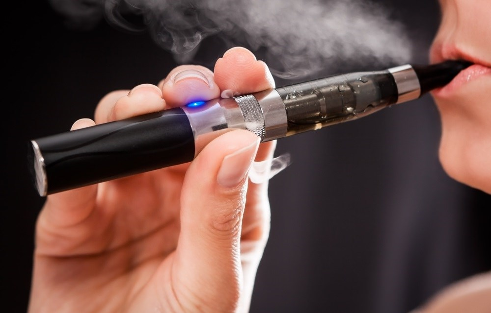 Electronic Cigarettes Adversely Effects Cardiac Health