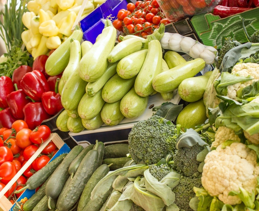 High Produce Consumption Linked to Great Health Benefits