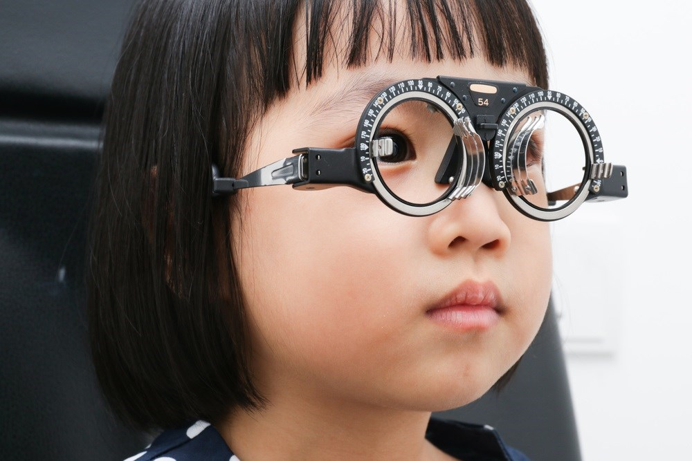 USPSTF Recommends Early Vision Screening in Children