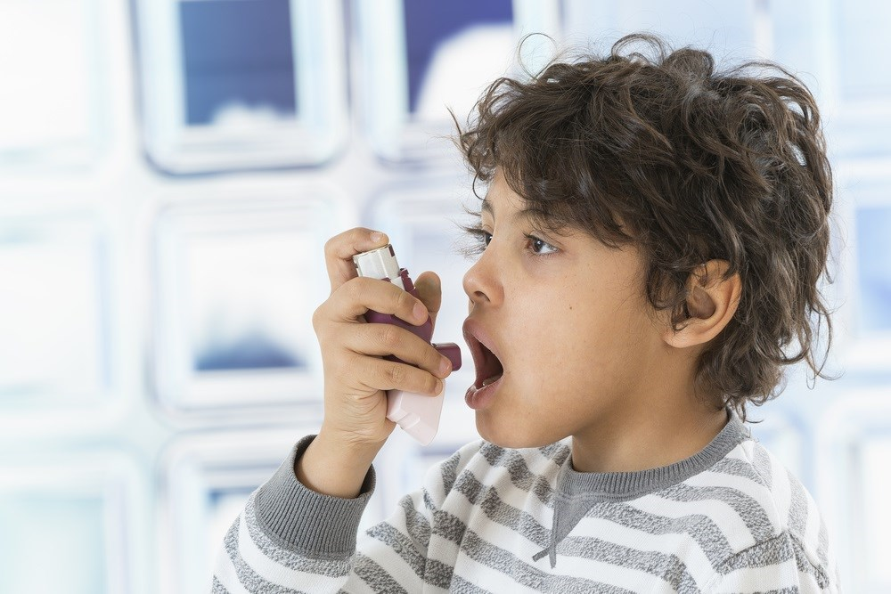 Asthma Risk in Offspring Increases with Low Maternal Vitamin E Levels