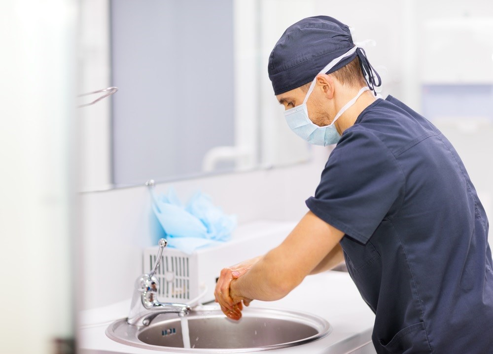 Physician and Patient Co-Washing Approach Increases Hand Washing Compliance
