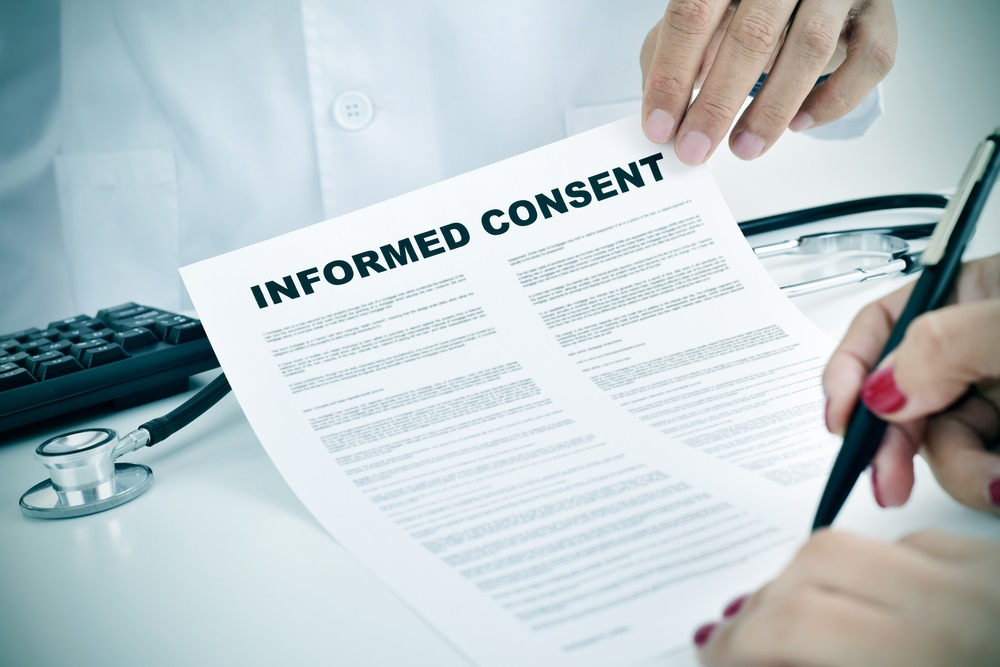 articles for abreast consent