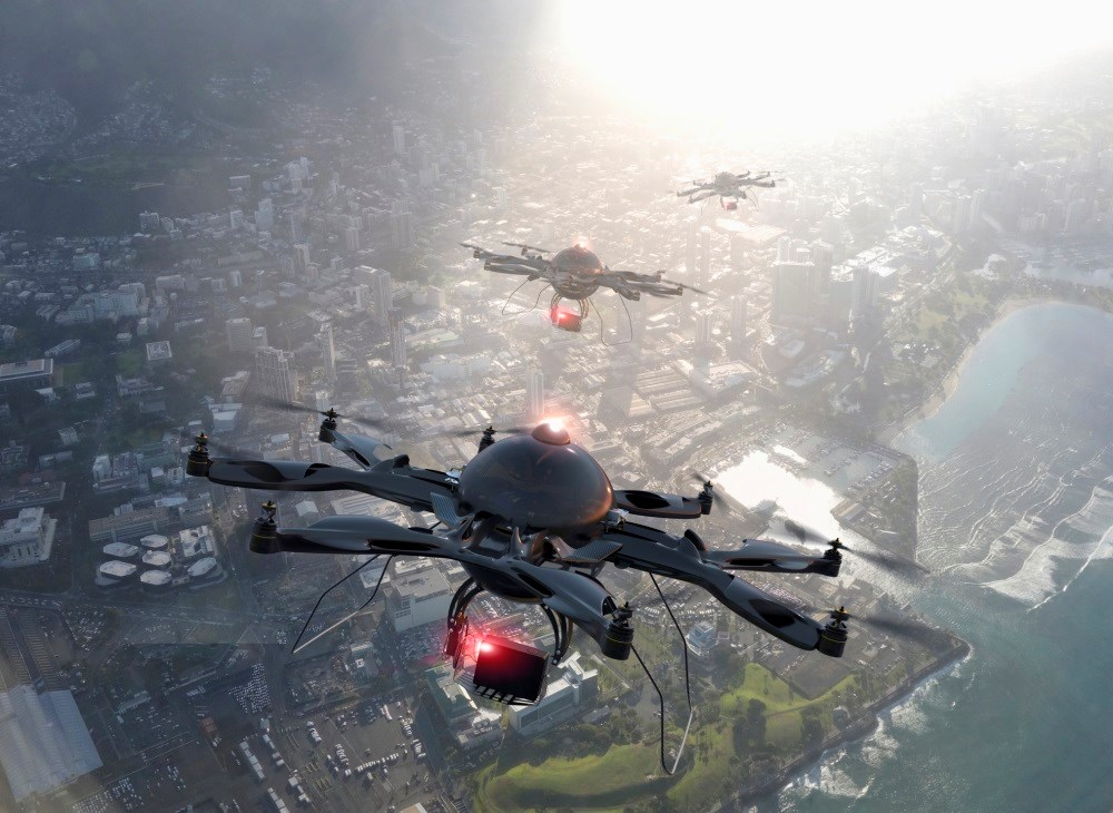 AED Drones May Potentially Increase Survival Rate of Outside-Hospital Cardiac Arrests