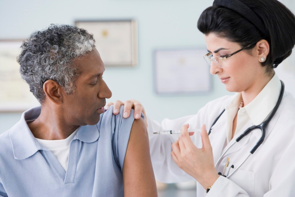 There is a sure-fire way for us to gain an upper hand with the flu virus, though. It's simple: get more people vaccinated.