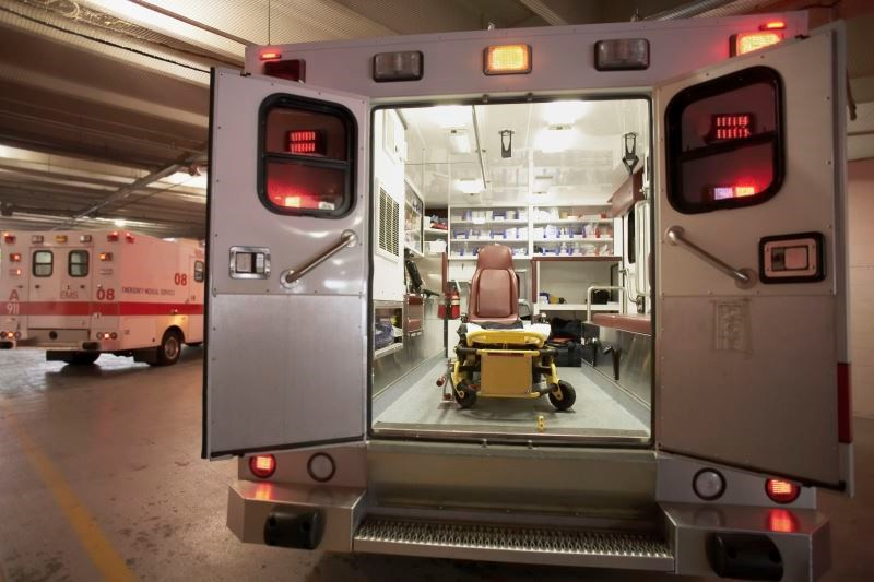 Ground EMS Transport Does Not Improve Survival for Penetrating Injuries
