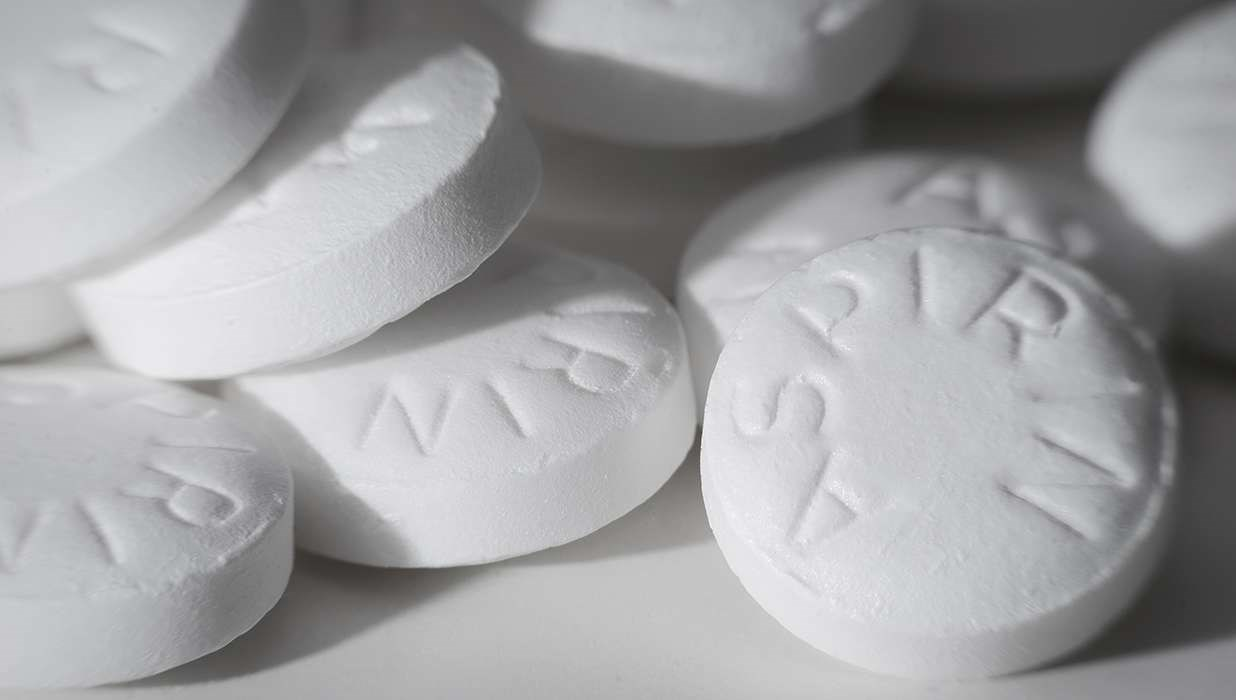 Possible New Mechanism For Aspirin's Role in Cancer Prevention