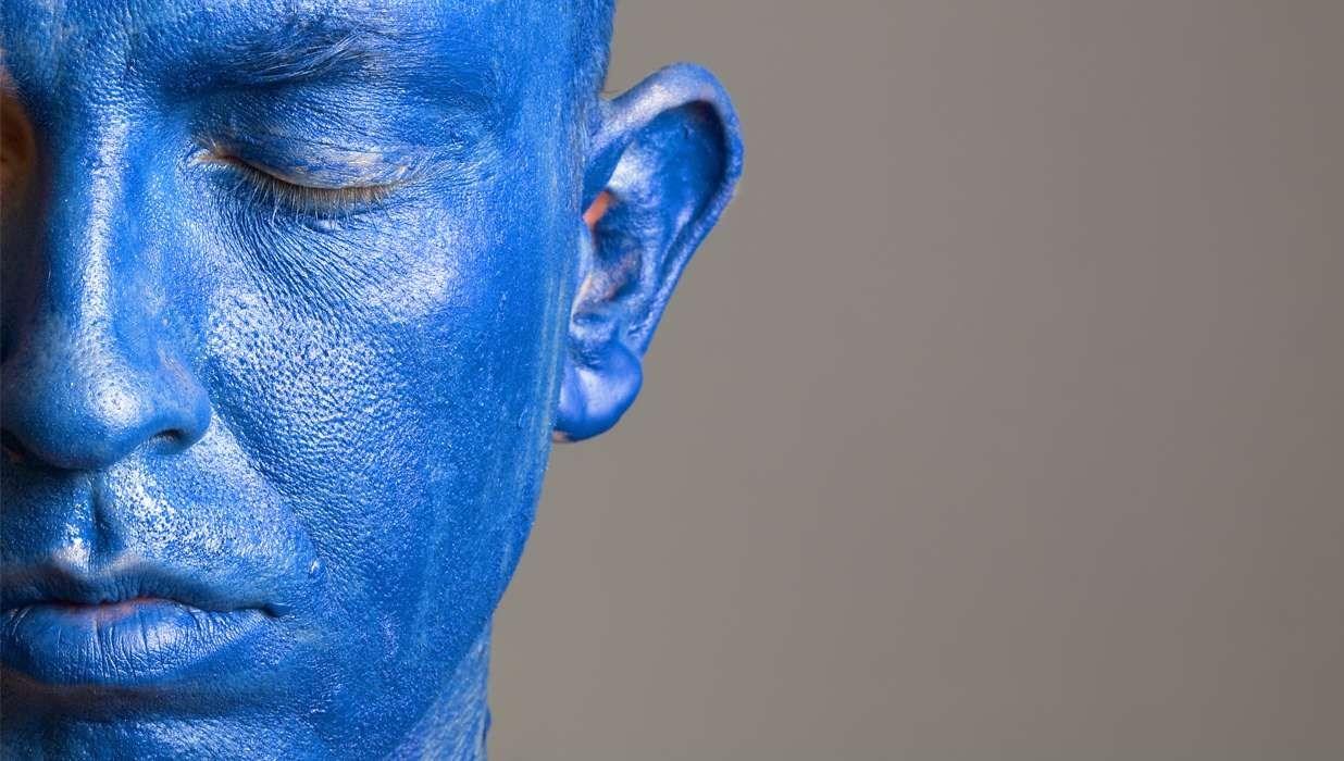 Blue Man Paul Karason Dies at 62