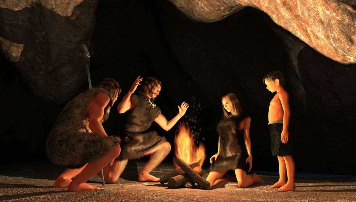 Did Cavemen Have a Healthier Diet Than Modern Man?