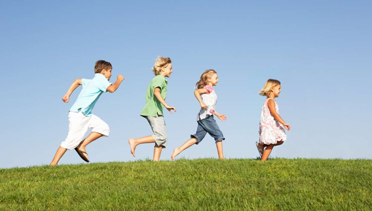 Exercise Shields Children from Stress