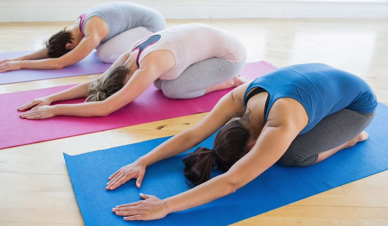 Yoga Relieves Multiple Sclerosis Symptoms