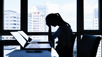 Anxiety, Depression, PTSD Impacted By Occupational Stress