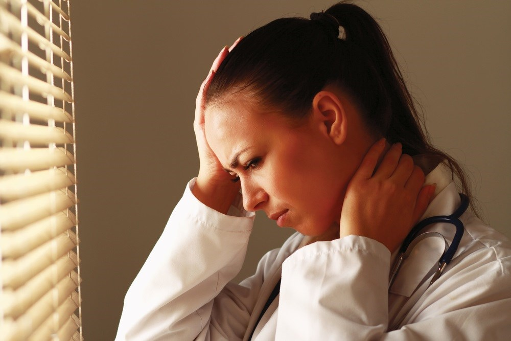 More than half of physicians experience burnout, and many do not seek treatment.