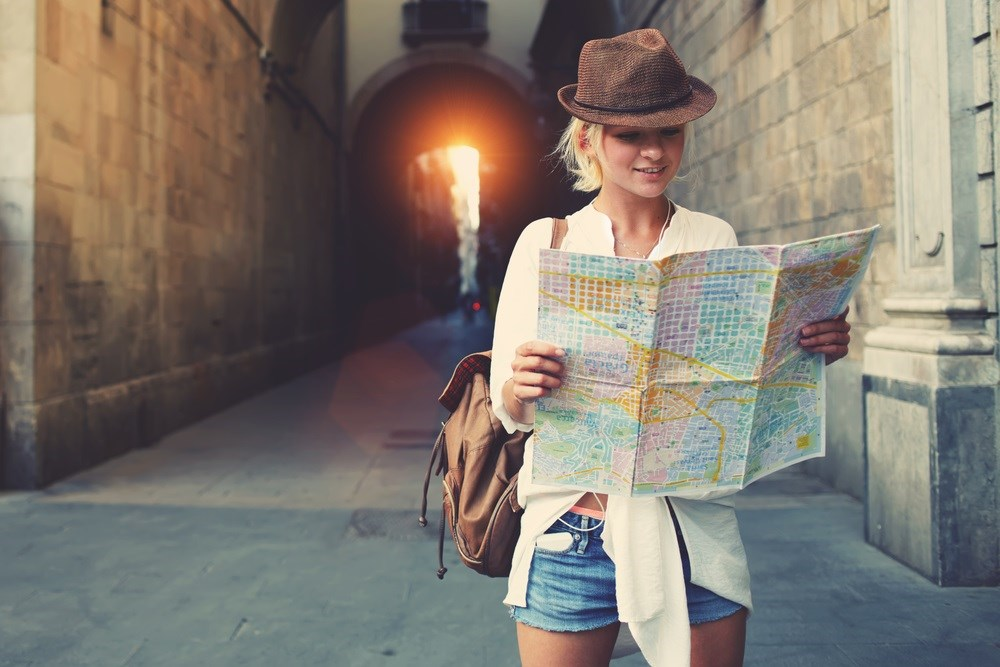 This survey suggests that traveling can boost your mood more effectively than either shopping or exercising.