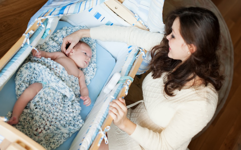 Infant Sleeping In Same Bed