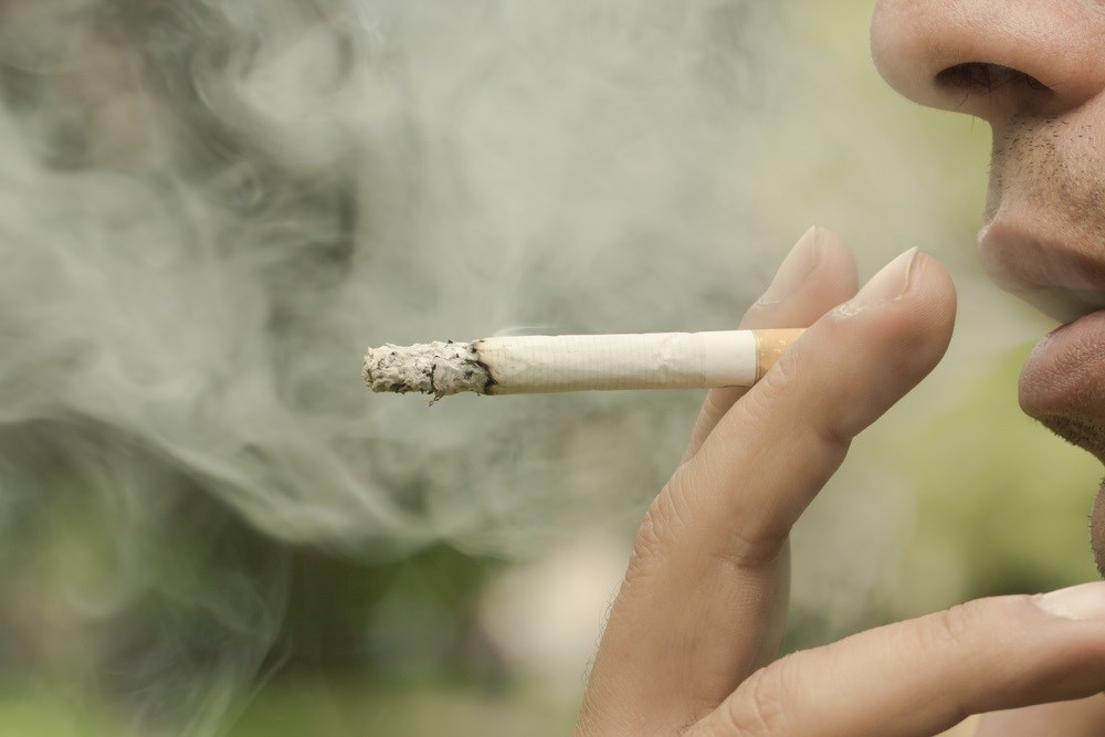 Smoking Consistently Responsible for Significant Amount of Cancer Deaths