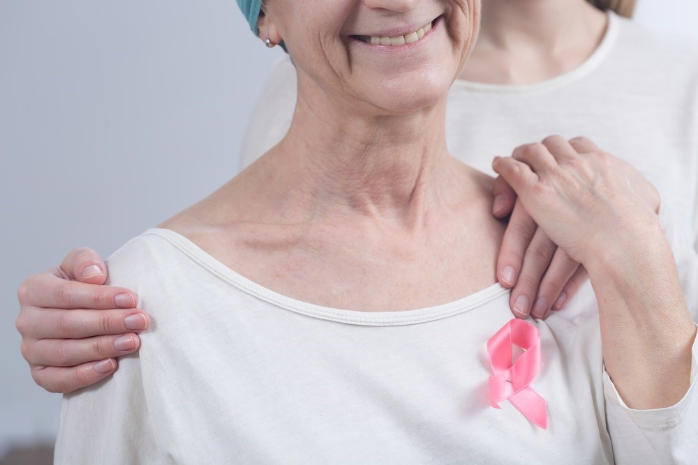 There was no statistically significant improvements found in breast cancer recurrence-free survivals.