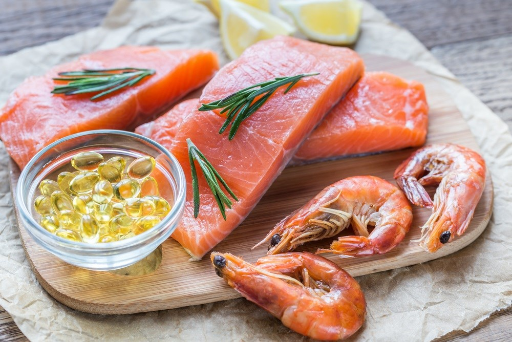 This study found that higher blood levels of fatty acids were linked with lower blood pressure.