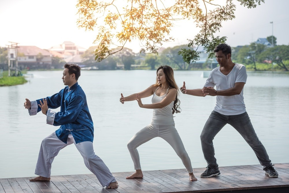Veterans with PTSD May Benefit from Tai Chi