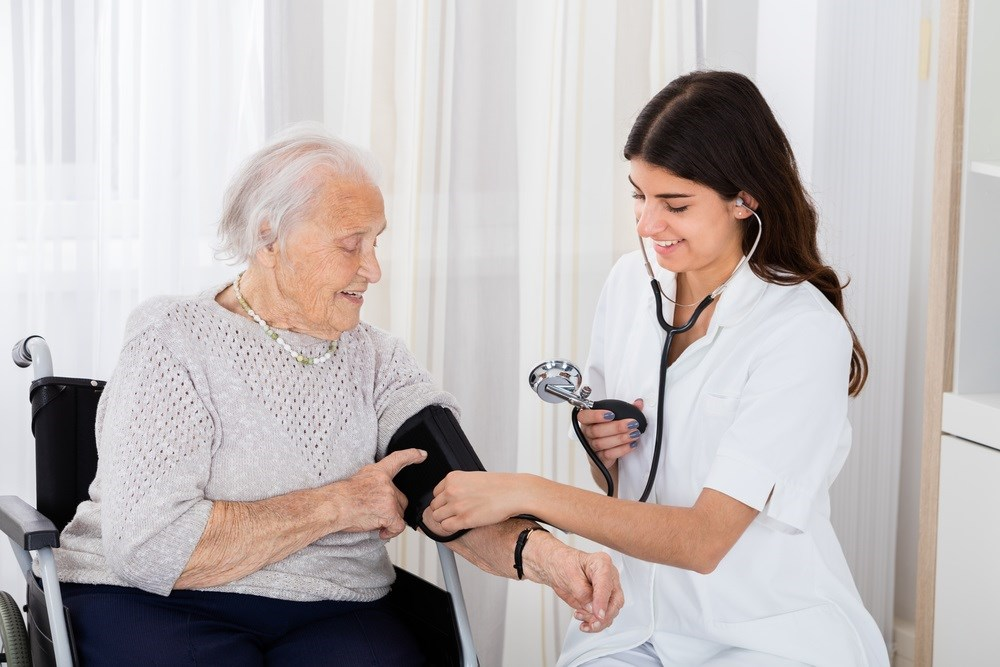 Greater Mortality in Elderly with SBP <135 mm Hg