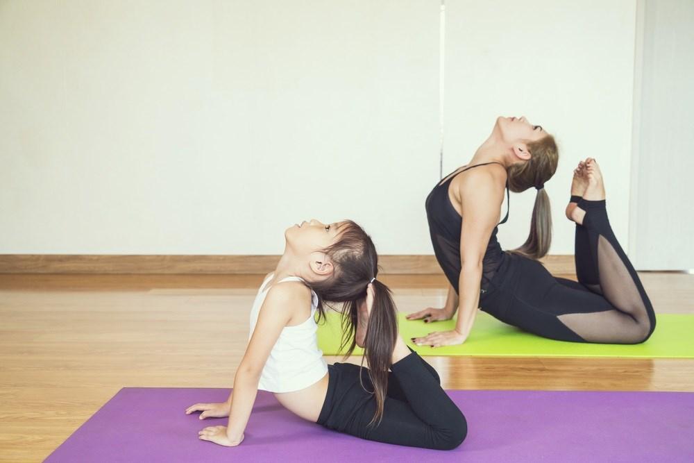Pediatric Cancer QoL Improved with Yoga Intervention