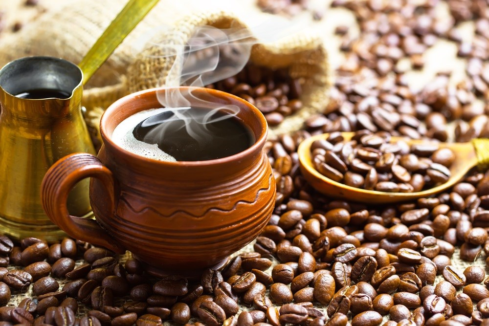 There seems to be a connection between advancing age, systemic inflammation, cardiovascular disease and caffeine.