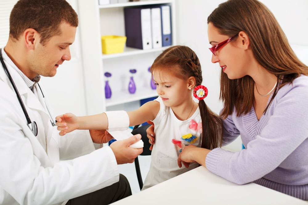 Pediatric Practices Should Consider Consent by Proxy, Report Says