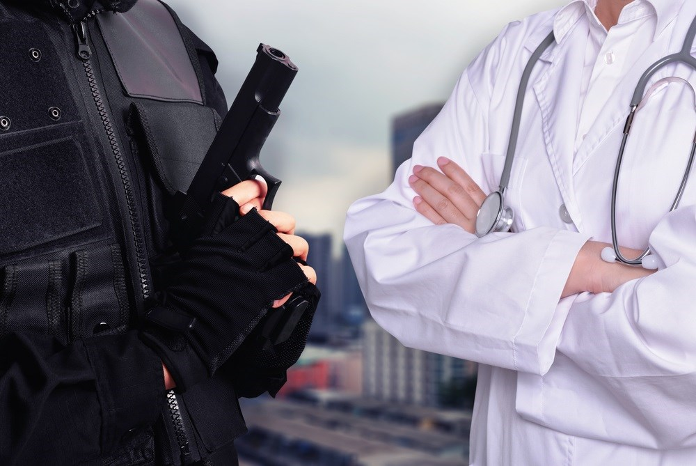 Violence Underreported in Health Care Workplaces