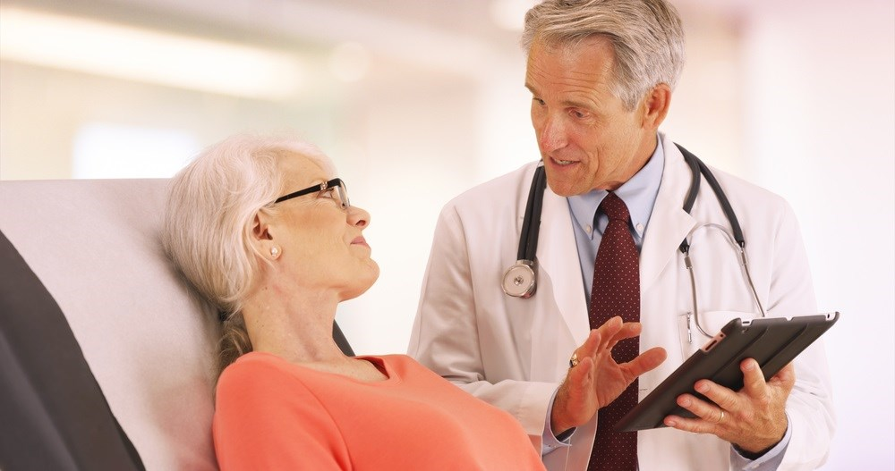 Older Adults Increasingly Have HPV Oropharyngeal Cancers