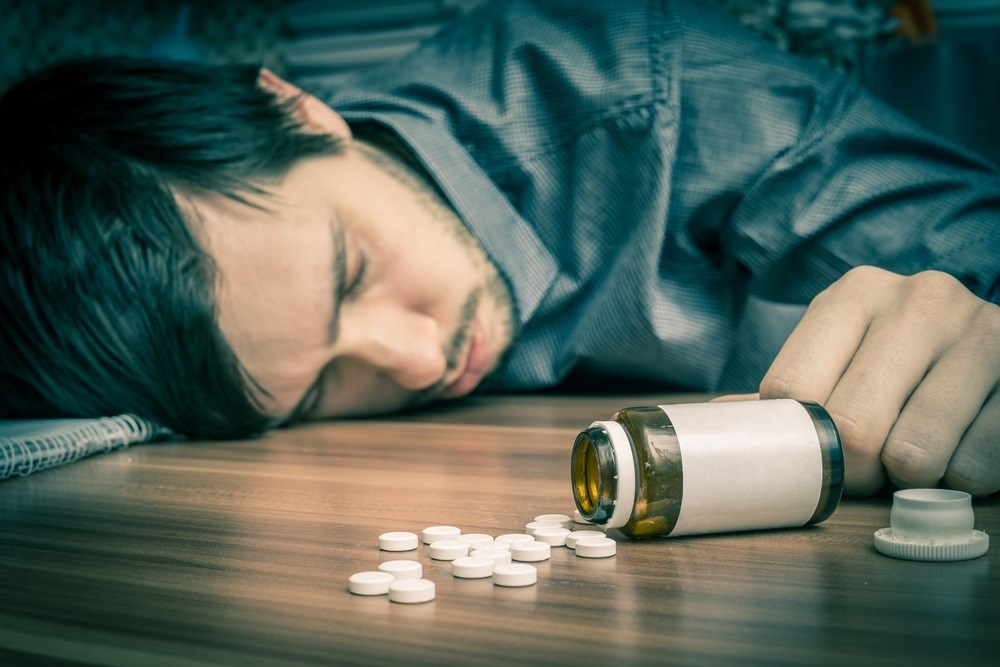 Fatal Drug Overdoses Nearly Tripled Since 1999