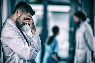 Physicians who are burned out have lower odds of 6 validated aspects of sense of calling.