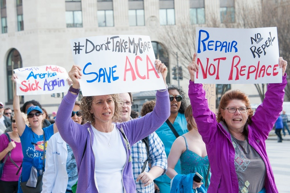 An 81 percent majority want the ACA's requirement of health coverage for those with pre-existing conditions to remain in place.