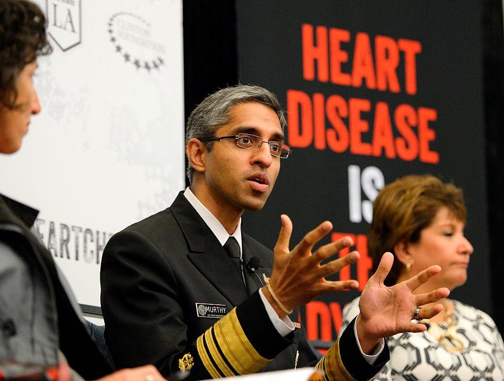 Trump Administration Dismisses US Surgeon General Vivek Murphy, MD