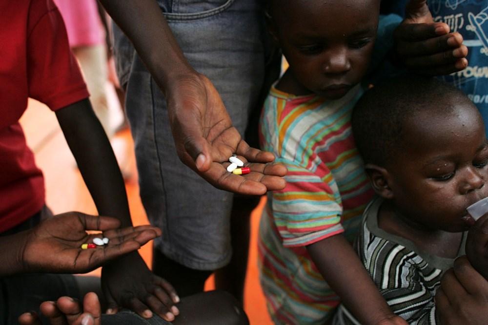 Decreases were seen in Haiti, Mozambique, Namibia, Nigeria, Swaziland, Uganda, Vietnam and Zimbabwe.
