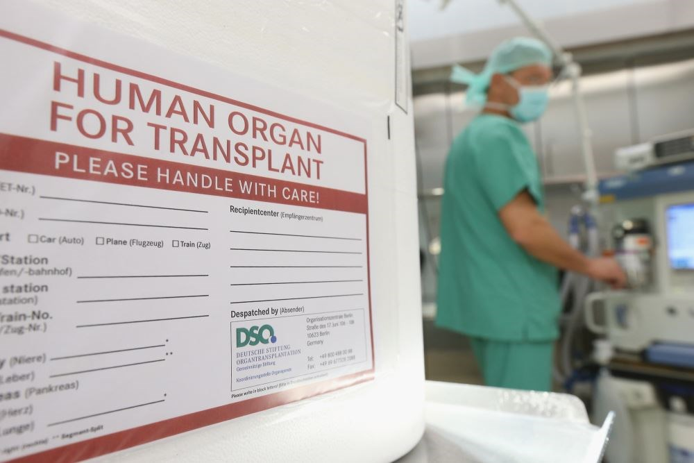 Proportion of Drug-Intoxicated Organ Donors on the Rise in United States